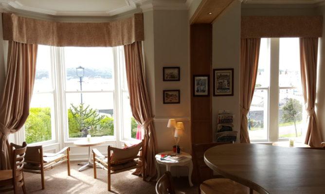 Bryn Y Mor Hotel Bar